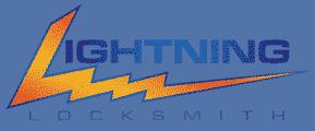 Lightning Locksmith logo