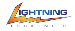 Lightning Locksmith logo